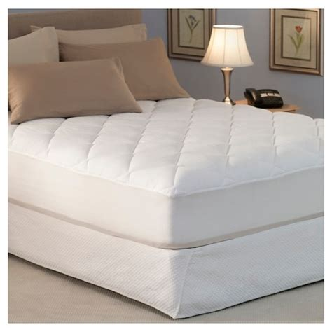 extra padding for futon spring air 174 won t go flat mattress pad white twin extra