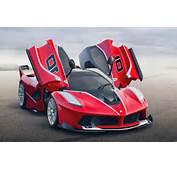 Of Ferraris The New Ferrari FXX K Track Car Sold Out In Abu Dabhi