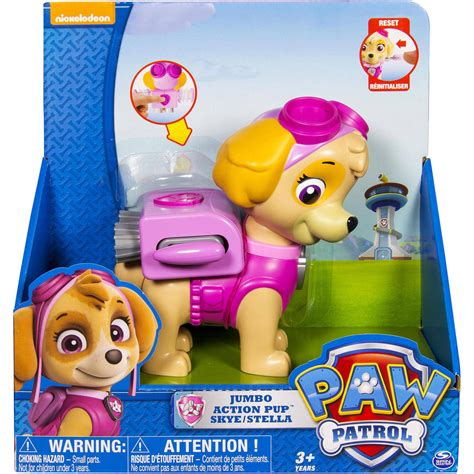 how to a not to paw at you walmart paw patrol jumbo pup only 6 98 reg 19 98