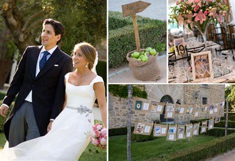 imagenes vintage bodas la boda de noe y diego telva com