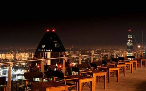 top bars in central london london s best rooftop bars londonist