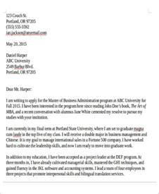 Motivation Letter To Study Mba 81 Sle Letters