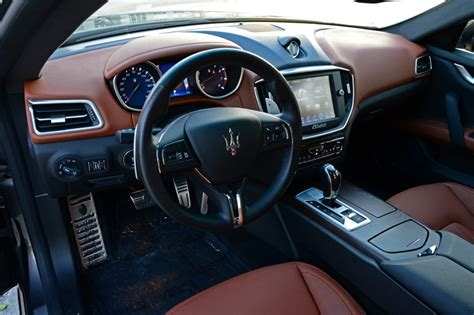 maserati inside 2015 2015 maserati ghibli s q4 review and test drive 2015