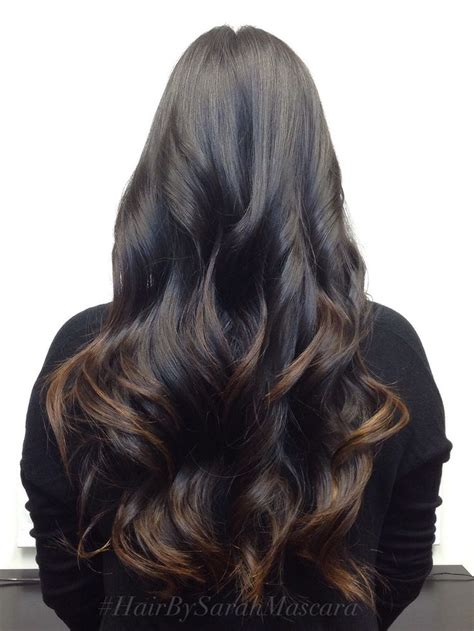 Ombre Hair For Black Hair Hair by Best 25 Balayage On Black Hair Ideas On
