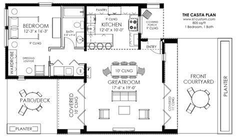 Small Contemporary Home Floor Plans Modern House Plans Modern Stock House Plans For Arizona