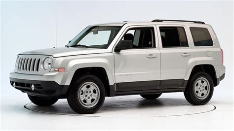 Jeep Patriot Safety 2014 Jeep Patriot