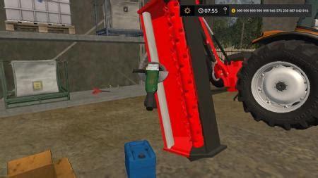 epareuse kuhn v 1.0 fs17 farming simulator 17 mod / fs
