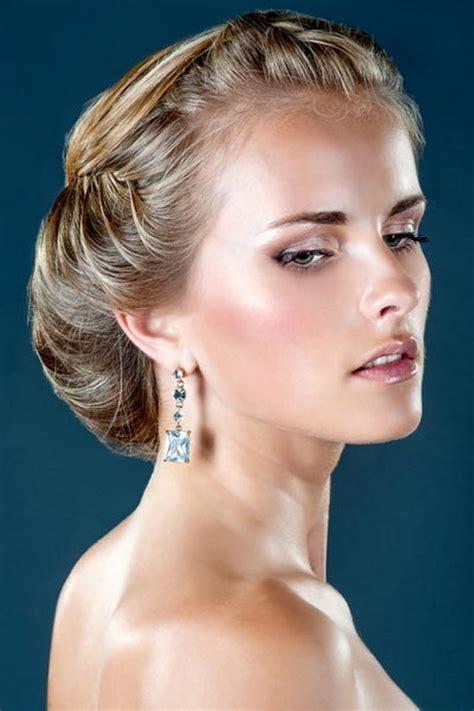 Frisuren Für Hochzeit Mittellange Haare by Edle Frisuren Mittellanges Haar