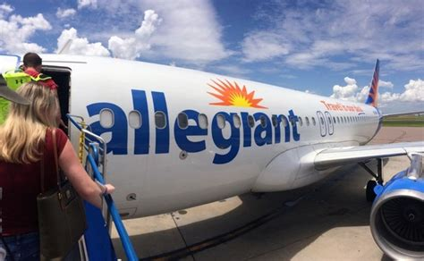 allegiant to launch nonstop flights from syracuse to southwest florida syracuse