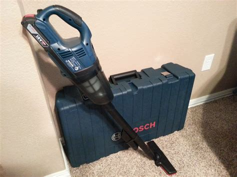 Omi Vacum Cleaner Cordless new bosch 18v cordless portable vacuum review btp review
