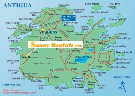 map of sandals antigua 838 best antigua and barbuda images on antigua