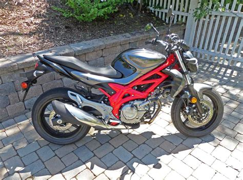 suzuki motorcycle 2015 2014 suzuki sfv650 a standard bike with sporty and