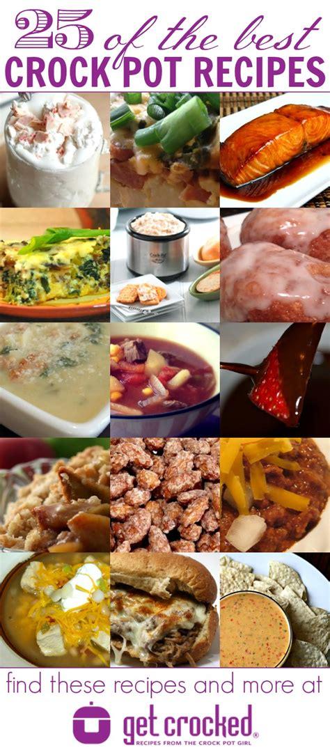 the best crock pot recipes getcrocked app