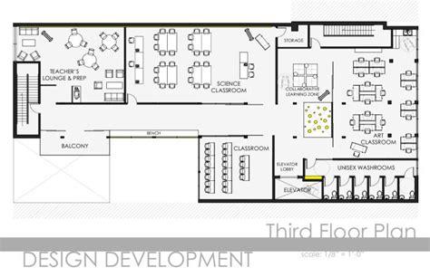 floor plan symbols illustrator thesis alternative education facility by sania khan at