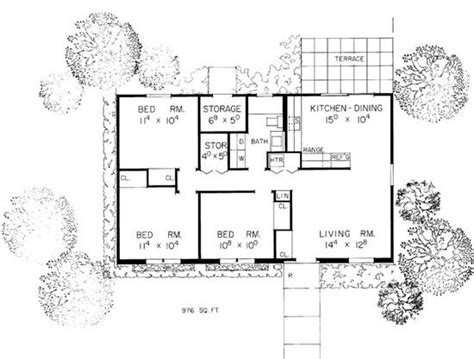 Small house plans under 1000 sq ft on very small house plans under