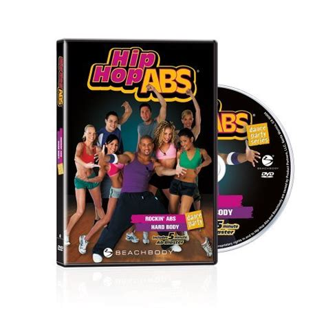 Beachbody Hiphopabs shaun t s hip hop abs dvd workout rockin abs and