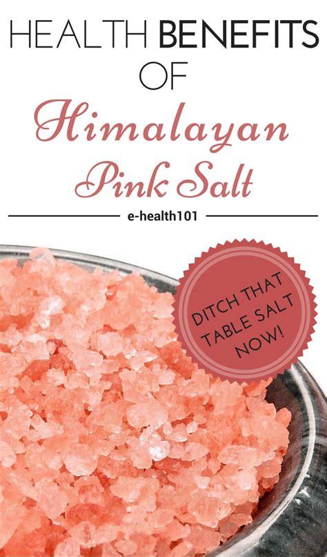 health benefits of salt ls health benefits of himalayan pink salt himalayan salt is