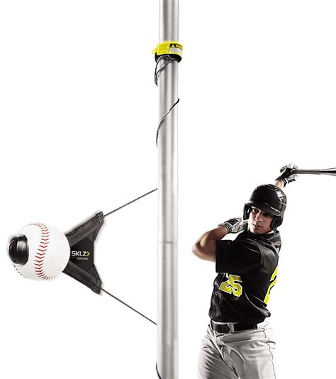 baseball swing trainer planetbaseball sklz hit a way baseball swing trainer