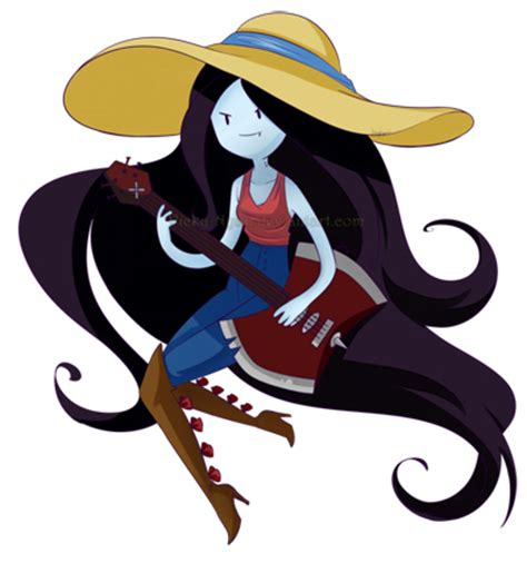 cos(wed): marceline (adventure time) by trixal — lifted geek
