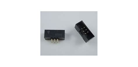 2x3 Pin Header With Cover St jual 2x3 pin header with cover