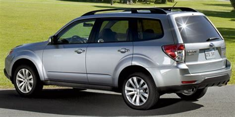 2012 subaru forester review, specs, pictures, mpg & price