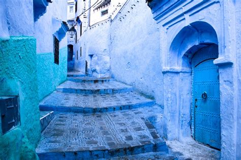 morocco blue city moroccan blue cities tours morocco off the beaten track
