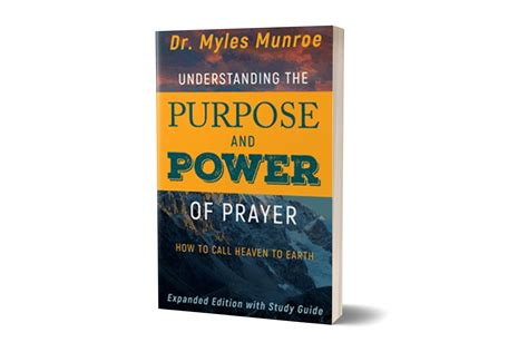 Buku Understanding The Purpose And Power Of Prayer understanding the purpose power of prayer expanded edition 187 munroe global inc
