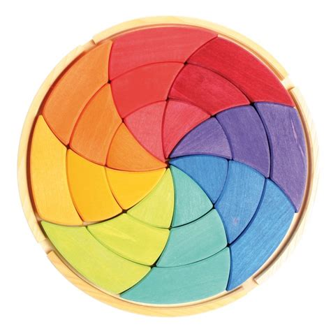 schreibtische 5 buchstaben biokinder legespiel goethes farbkreis aus lindenholz