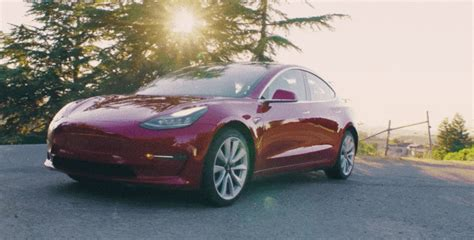 tesla model 3 zero to 60 the allen report changer the new tesla model 3