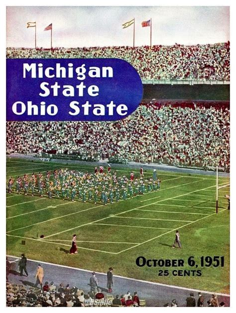 Does Ohio State An Mba Program by 755 Best College Football Programs Images On