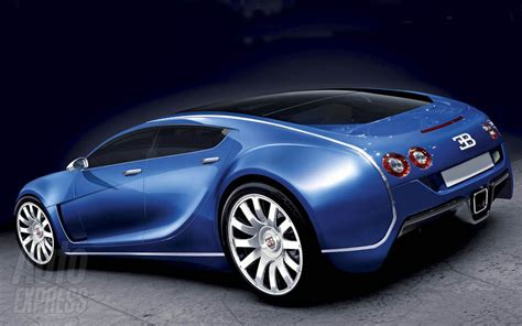 Four Door Bugatti by Four Door Bugatti Veyron Royale Additional Renderings