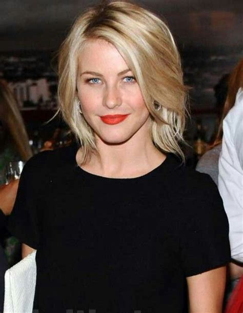 how does julienne hough style her hair julianne hough short hair hairstyles and cuts