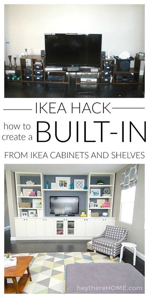 ikea media center hack 25 best ideas about ikea entertainment center on