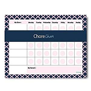 Kinda Top Sy T1310 4 it s that kinda day chore chart notepad toys