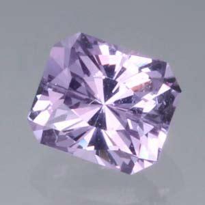 Colorless Spinel 734 purple gemstones dyer precious gemstones co catalog