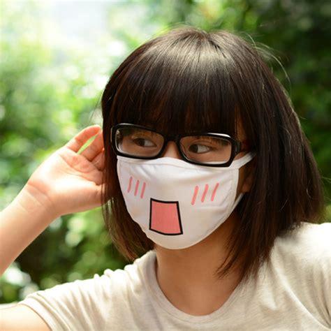 Masker Mulut Kawaii achetez en gros kawaii visage masque en ligne 224 des