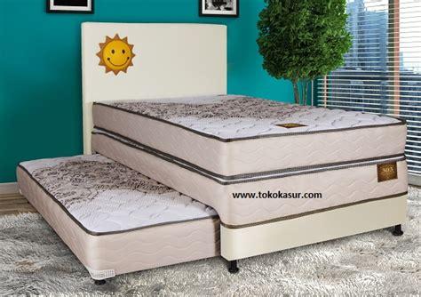 2in1 Airland 202 Tanpa 120x200 Komplit Set Sandaran Basket harga springbed airland kasur bed airland murah