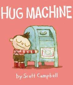 hug machine books hug machine by cbell on hug machine