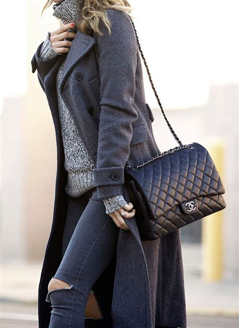 Sweater Monokrom Jumbo style essentials 9 perfectly effortless fall