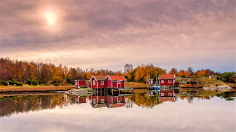 autumn  sweden photographs wallpaperwiki