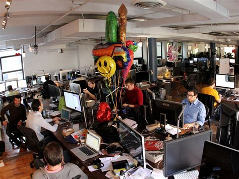 tumblr headquarters tumblr office tour business insider