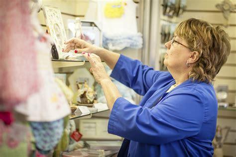 hospital volunteer mercy volunteers gift 595 000 hours 68 years of time in