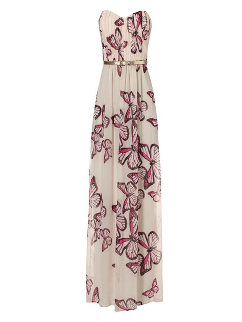 Butterfly Maxi Dress butterfly print maxi dress all things butterfly