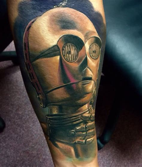 c tattoo c 3po best design ideas