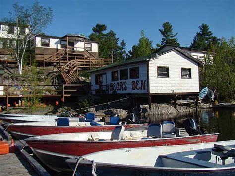 fishing boat rentals french river boats and motors fishing french river bear s den lodge