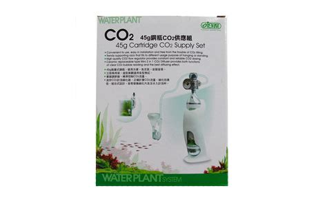 Co2 Regulator Waterplant Set Of 3 187 co2 45g cartridge supply set beginner
