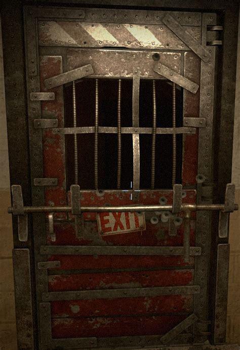rooms doors horror kompletlsung safe room left 4 dead wiki fandom powered by wikia