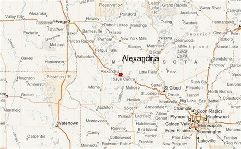 alexandria map alexandria minnesota location guide