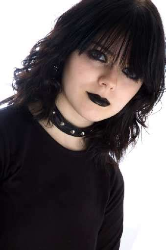punk rock not to much goth tho teen bedroom lol goth death culture will destroy your teen