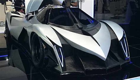 devel sixteen top speed 5 000 hp devel sixteen v16 hypercar cars corner